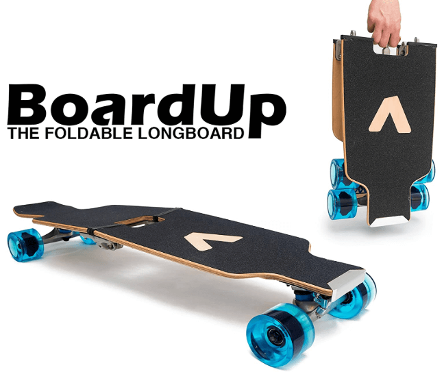 BOARDUP Portable Mini Skateboard