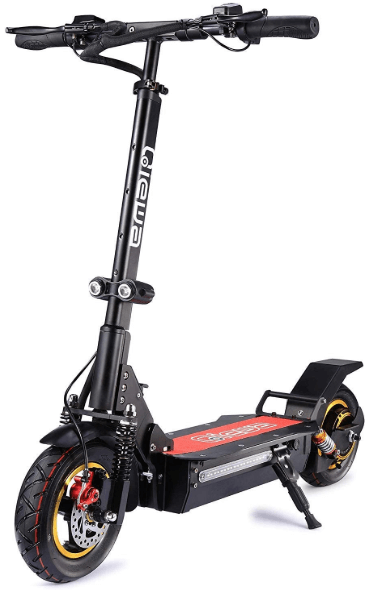 QIEWA Q1Hummer 800Watts 37MPH Electric Scooter