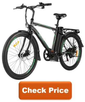 ANCHEER Electric Bike Review