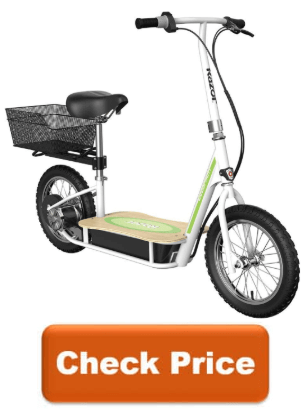 Best Electric Scooter With Seat