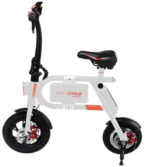 Best Electric Scooter With Seat4