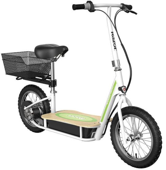 Best Electric Scooter With Seat5